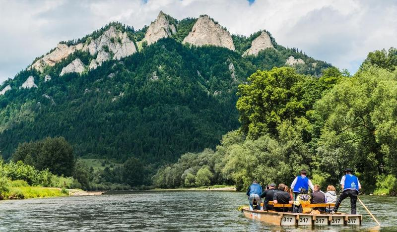 Around the Pieniny Park