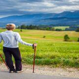 Image: Nordic walking