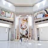"Image: St. John Paul II Sanctuary – ""Don't Be Afraid"" John Paul II Centre, Krakow"