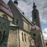 Image: Basilica of Our Lady of Sorrow in Limanowa - Sanctuary of Our Lady of Sorrow
